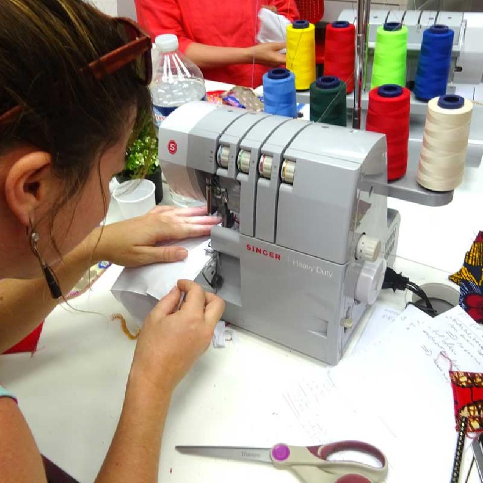 Lundi 28 octobre 10h-13h La Veste Incontournable - Cours de Couture