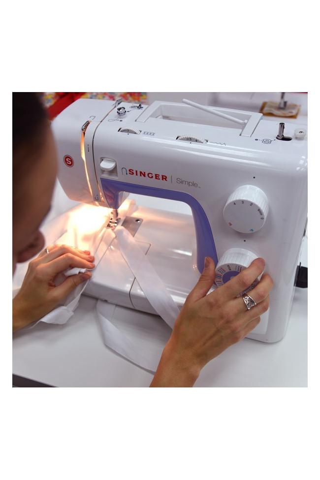 Lundi 28 octobre 18h-19h  Initiation à la Machine -Cours de couture