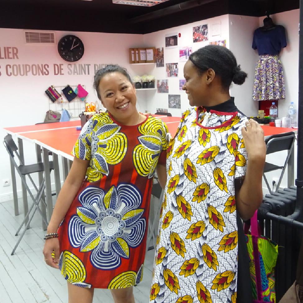 Mardi 19 novembre 14h-17h  Ma Jupe Coachella - Cours de Couture