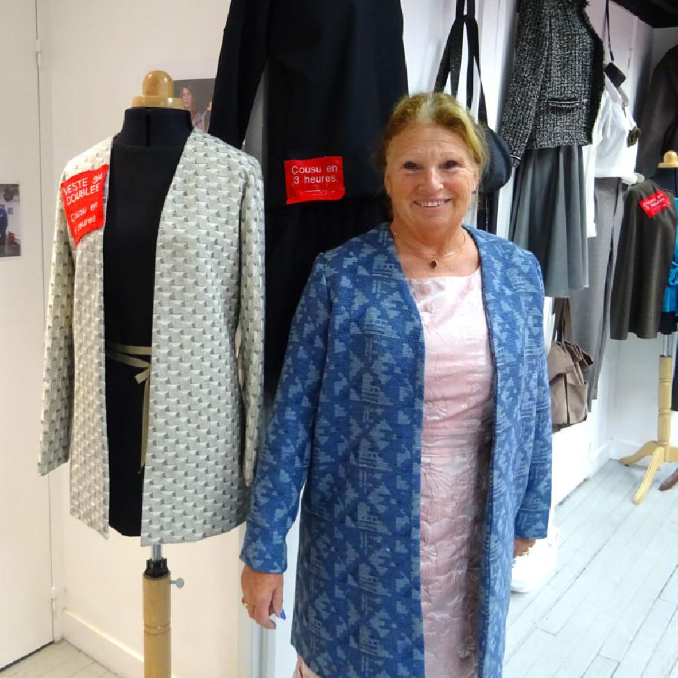 Mercredi 27 novembre 10h-12h Sac Shopping - Cours de Couture