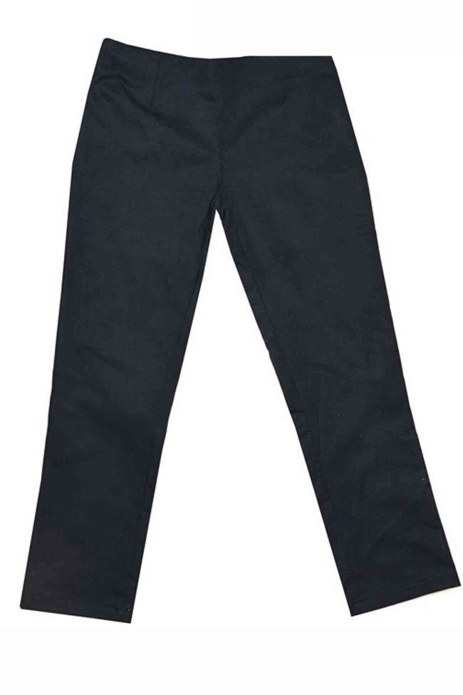 Le pantalon zipé