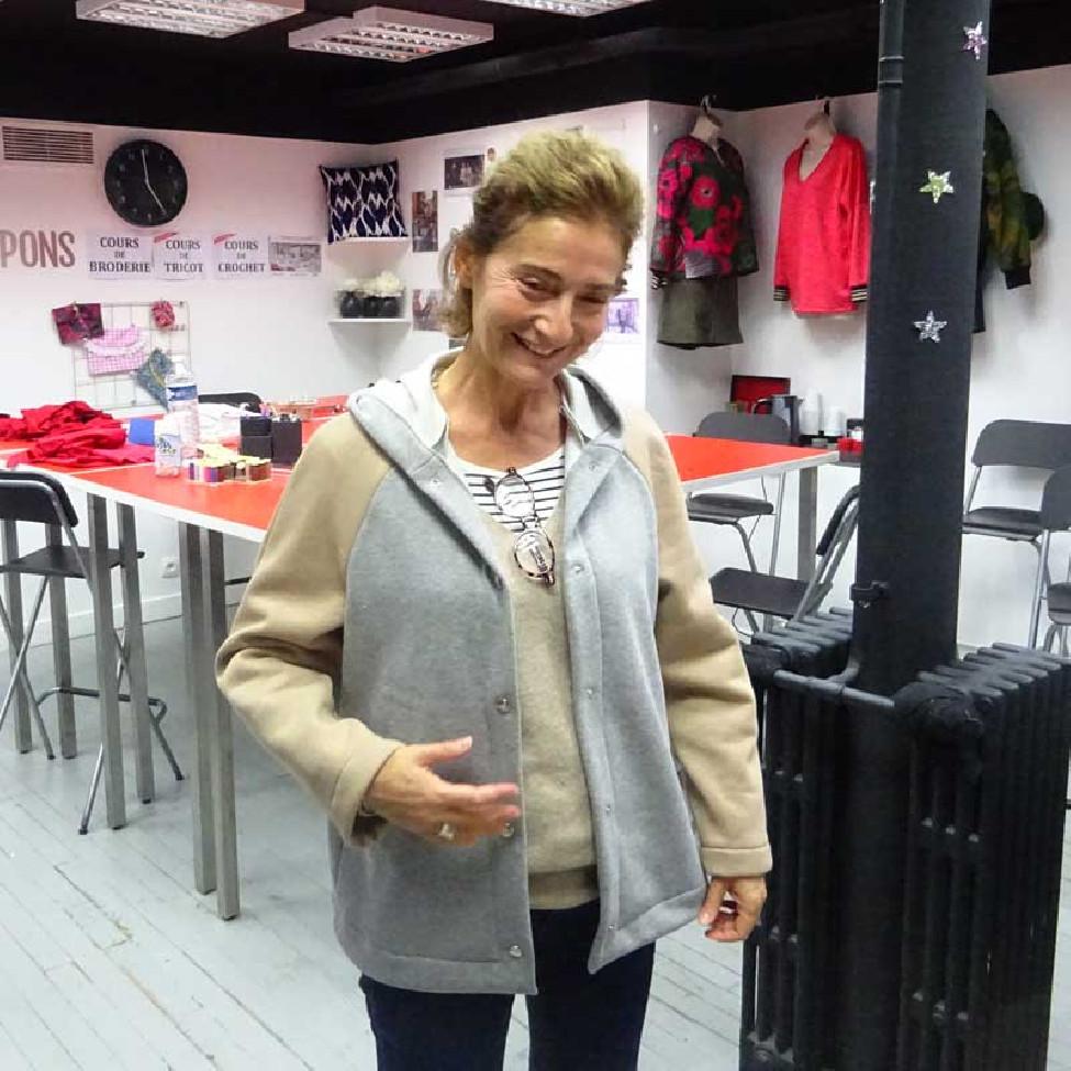 Mon Manteau en Lainage - Jeudi 19 décembre de 10h à 13h puis de 14h à 17h