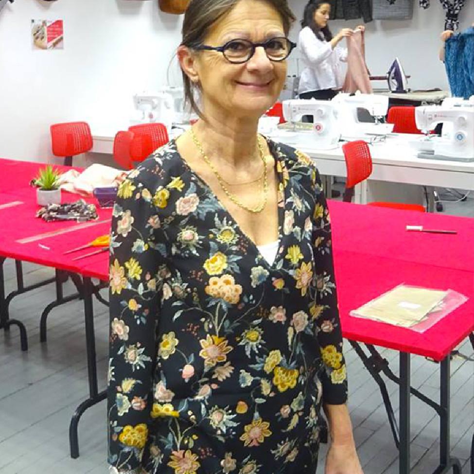 Mercredi 23 octobre 10h30-12h30 Ma Trousse Initiale - Cours de couture