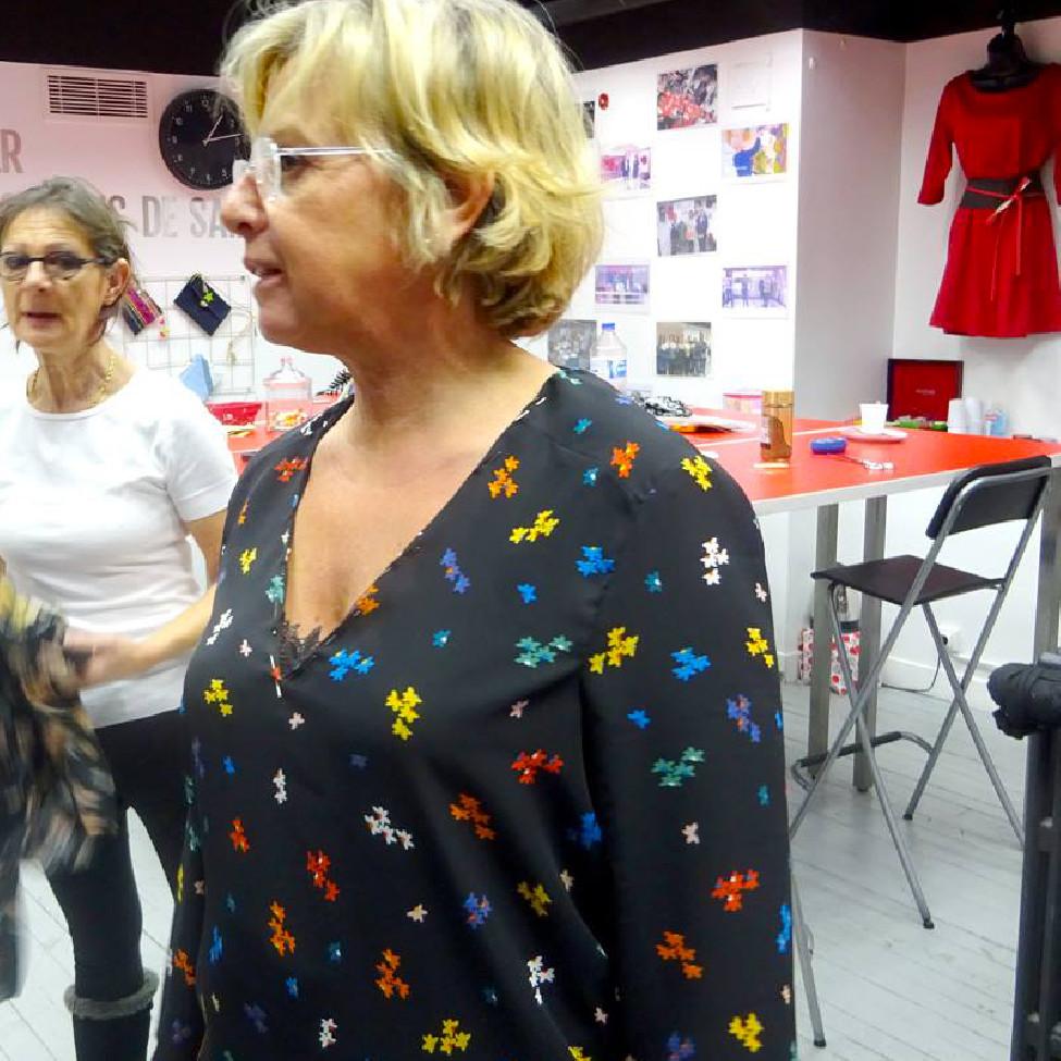 Mercredi 22 janvier 14h-15h30 Ma Trousse Initiale - Cours de couture