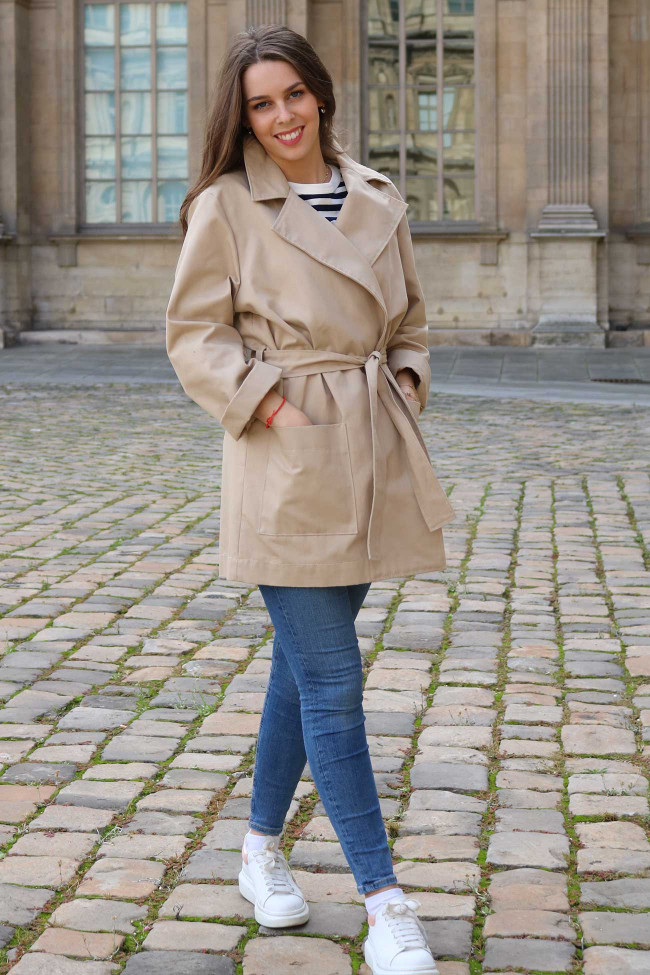 Stage Trench Loulou