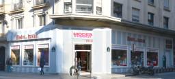 Boutique Modes & Travaux